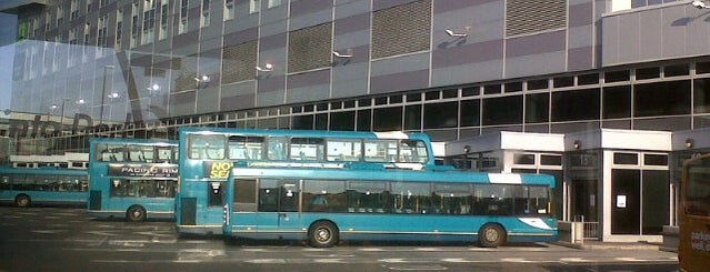Derby Bus Station is one of #UK.