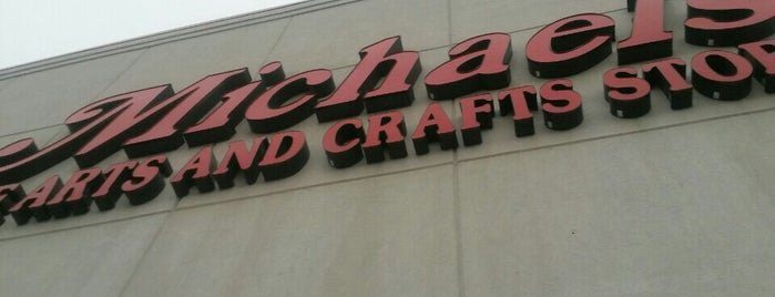 Michaels is one of Stores I go to a lot.