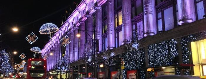 Selfridges & Co is one of Want to Try Out New.