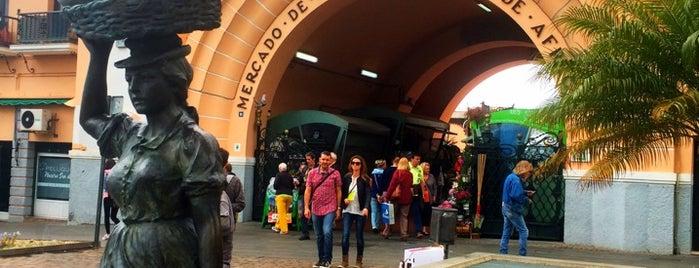 Mercado de Nuestra Señora de África is one of Islas Canarias: Tenerife.