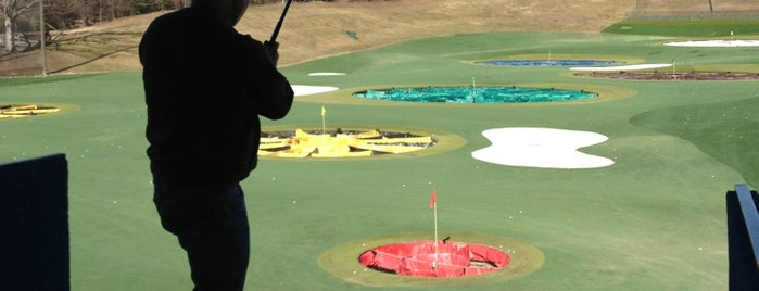 Topgolf is one of A State-by-State Guide to 2015's Most Popular Bars.