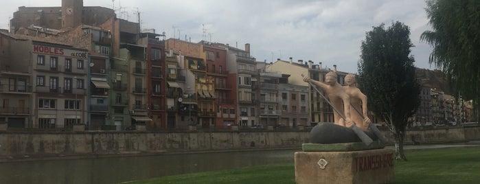 Guide to Balaguer's best spots
