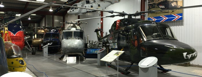International Helicopter Museum is one of Best of Bristol.