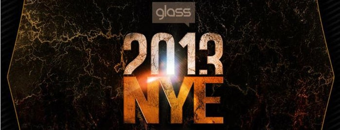 Glass Lounge is one of Dallas New Years Eve 2013 - Dallas NYE Parties.