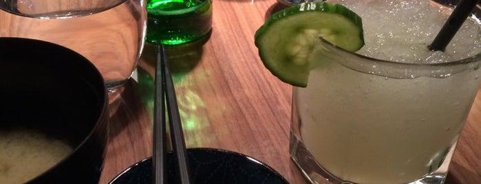 Shibui Robata Bar is one of Tab in Toronto.