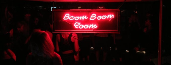 Boom Boom Room is one of Newport: Favorite Places.