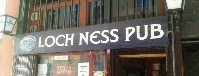 Loch Ness Pub is one of Itt már italoztam....