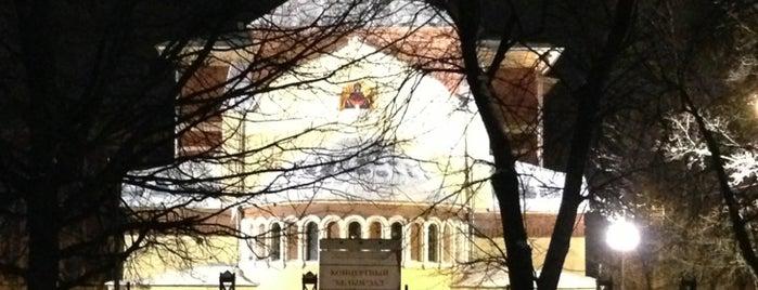 Храм Покрова Пресвятой Богородицы is one of Православный Петербург/Orthodox Church in St. Pete.