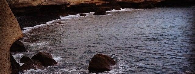 Playa Tajao is one of Turismo por Tenerife.