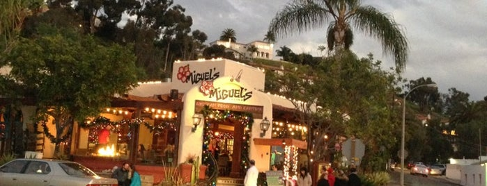 Miguel's Cocina Mexican Restaurant is one of San Diego: Taco Shops & Mexican Food.