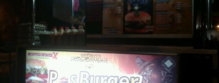 Pos Burger is one of Makan @ Utara #2.