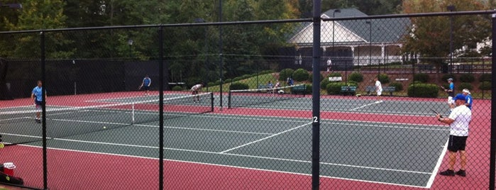 Legacy Park Tennis Center is one of #416by416 - Dwayne list1.