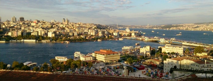 Mimar Sinan Teras Cafe is one of Istanbul City Guide.