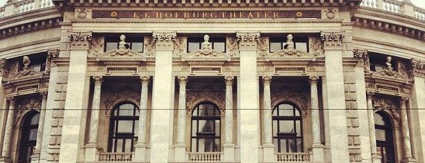 Burgtheater is one of Wien.
