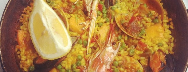 Top Tapas is one of Must-visit Food in Barcelona.