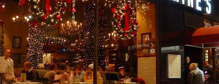 Carmine's Italian Restaurant is one of Places I have been to.