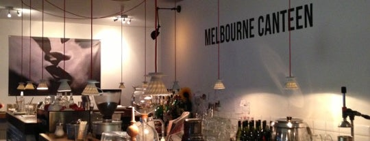 Melbourne Canteen is one of Mittag.