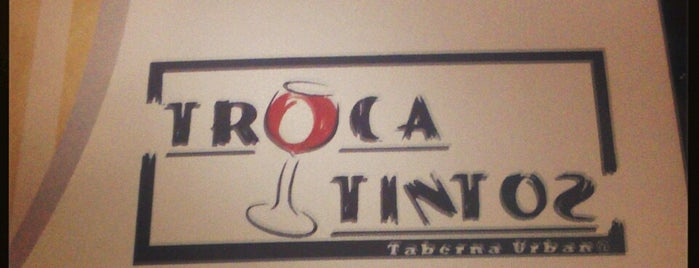 Troca Tintos is one of VISITAR Agueda.