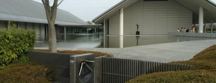 Sagawa Art Museum is one of Jpn_Museums2.