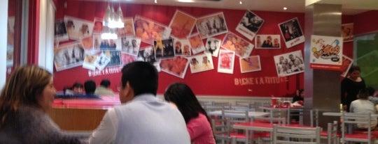 KFC is one of Top 10 restaurants when money is no object.
