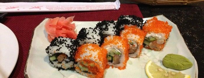 Суши Буфет is one of Sushi. Kyiv. Японская кухня.