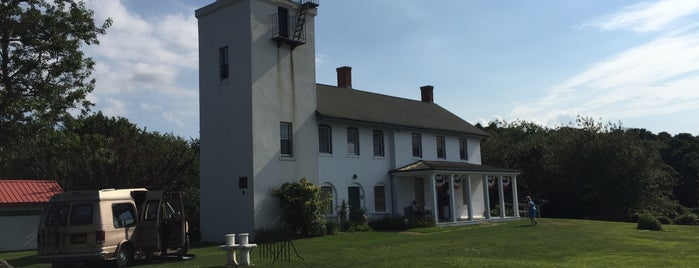 Horton Point Lighthouse is one of Explore Long Island.