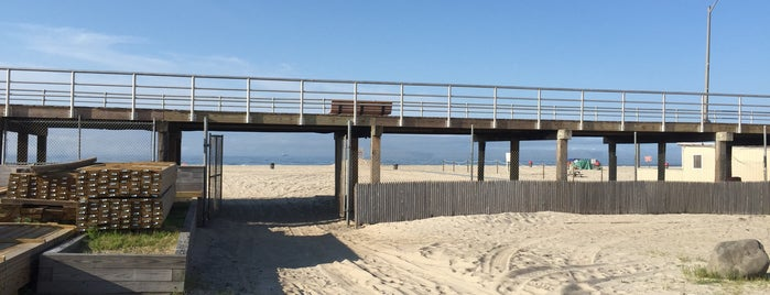 Atlantic Beach Boardwalk is one of NYC SCENERY by the water.