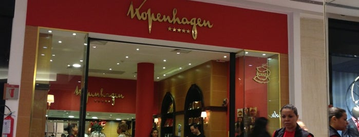 Kopenhagen is one of Luta.