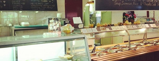 Greens and Gourmet is one of Tidbits Vancouver 2.
