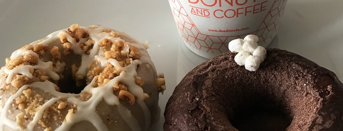 Du's Donuts And Coffee is one of SC/NY - Yet To EAT.
