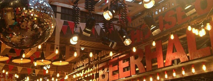 Beer Hall is one of Beşiktaş-Sariyer.