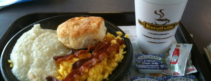 Biscuitville is one of The 15 Best Places for Breakfast Food in Raleigh.