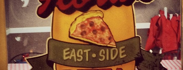East Side Pizza is one of Locations Discovered.