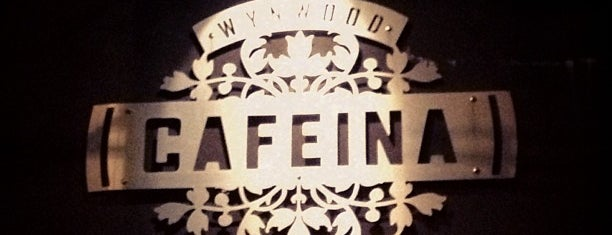 Cafeina Lounge is one of Florida trip 2013.