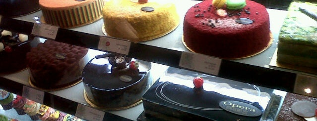 The Harvest Patissier & Chocolatier is one of Bandung's Culinary.