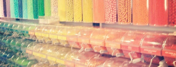 Dylan's Candy Bar is one of Bollare's Little Black Book: NYC Edition.