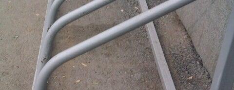 стоянка для велосипедов is one of отдых.