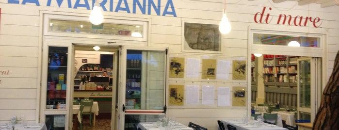 La Marianna is one of Pranzi Job.