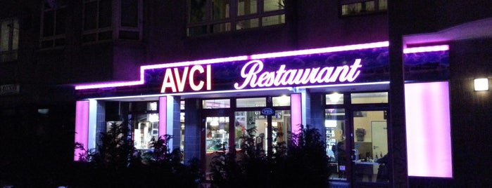Avci Restaurant is one of privat.