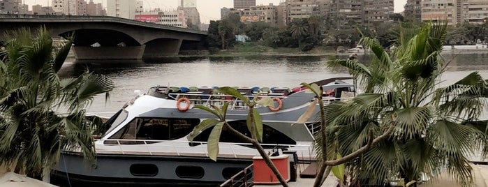 Nile Lounge is one of Egypt Best Food Courts.