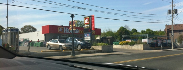 Home Hardware is one of my favorites places in Brooklin.