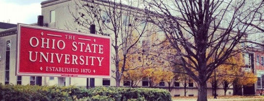 The Ohio State University is one of NCAA Division I FBS Football Schools.