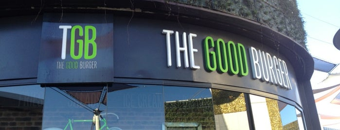 The Good Burger is one of Restaurantes que admiten cheques Gourmet.