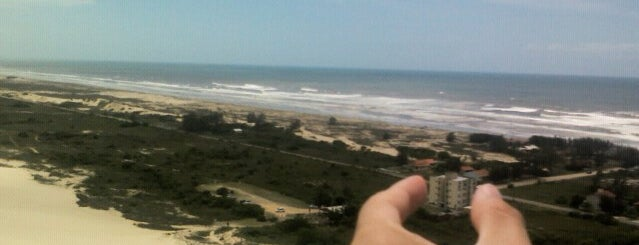 Balneário Morro dos Conventos is one of Praia!.