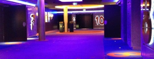 Cinema Pathe Westside is one of Kinos.