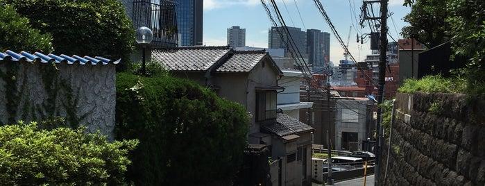 金剛寺坂 is one of 坂道.