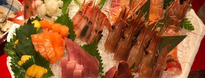 Hatsuhana is one of Food/Drink.