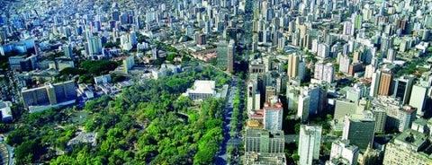 Belo Horizonte is one of Life.