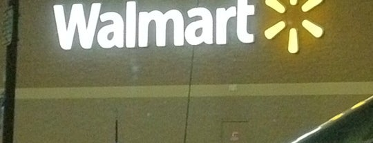 Walmart Supercenter is one of Commons.