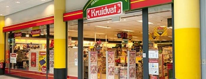 Kruidvat is one of To (Beauty-) Shop.